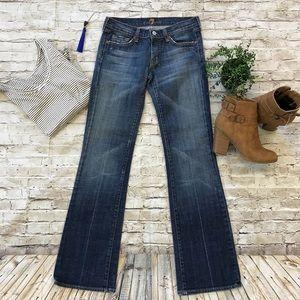 7 FOR ALL MANKIND Women's Denim Jeans SZ 27